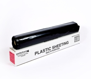 Polytarp Black Film