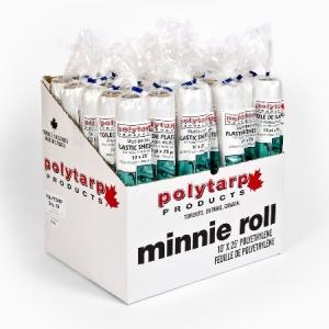 Polytarp Mini Rolls