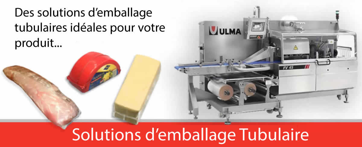 Solutions d'emballage Tubulaire